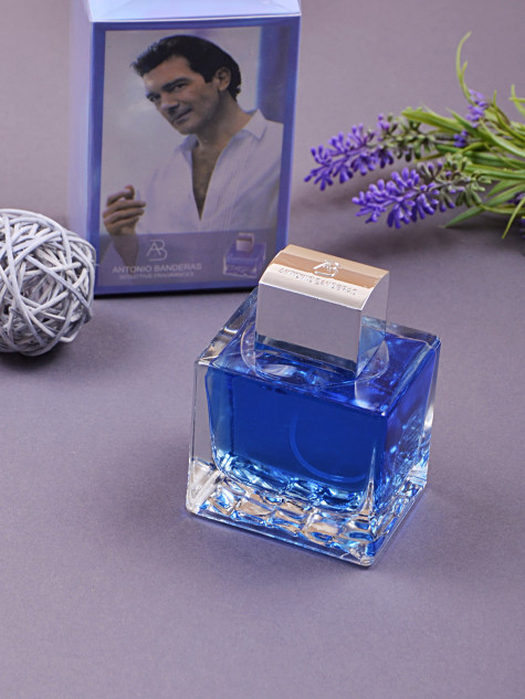 ТУАЛЕТНАЯ ВОДА ANTONIO BANDERAS Y1726 BLUE SEDUCTION
